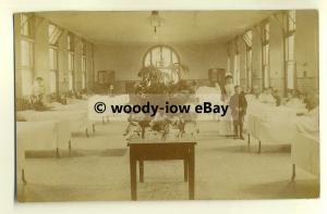 su1564 - Hospital Ward - Unknown Location - postcard