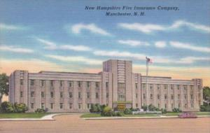 New Hampshire Manchester The New Hampshire Fire Insurance Company