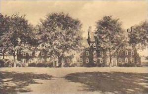 Delaware Newark Harter Hall University of Delaware Albertype