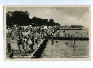 151623 Badeliv Bathing KLAMPENBORG Denmark Vintage PC