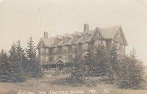 RP; SQUIRREL ISLAND , Maine , 1900-10s Squirrel Inn