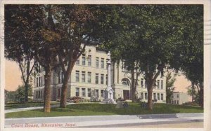 Iowa Muscatine Court House