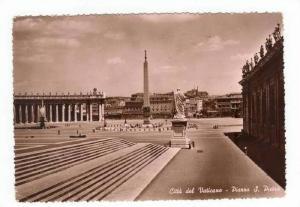 RP  Citta del Vaticano - Piazza S. Pietro 40-60s