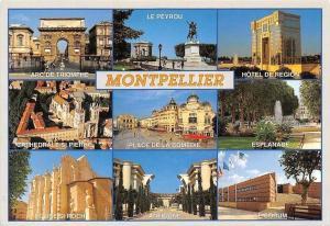 France Montpellier, Arc de Triomphe, Le Peyrou, Esplanade, Le Corum, Antigone