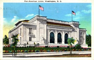 Washington D C Pan American Union 1936