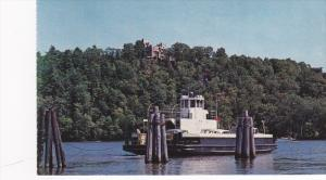 The Selden III Ferryboat,  Chester to hadlyme,  Connecticut,   40-60s