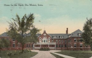 DES MOINES , Iowa , 1915 ; Home for the aged