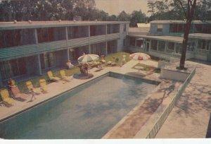 NIAGARA FALLS , Ontario, 1950-60s ; Park Hotel , Swimming Pool