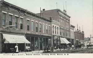 HURON , South Dakota , 1909 ; Dakota avenue