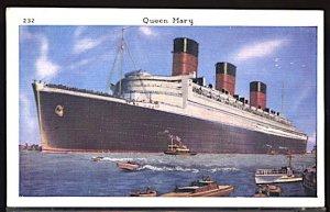 Cunard White Star Queen Mary