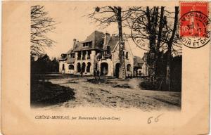 CPA Chene-Moreau , par Romorantin (Loir-et-Cher) (740963)