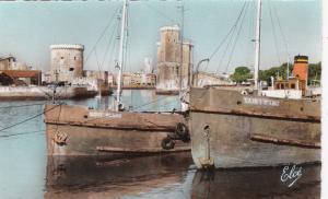 RP, LA ROCHELLE, France, 1930s, L'entree du Port