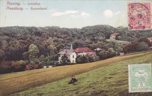 Pozsong.-bimbohaz. Slovakia , PU-1909
