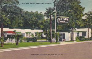 Florida Lake City Mid-Town Motel