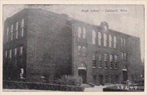 Ohio Caldwell High School
