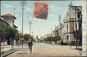 mexico, COLONIA JUAREZ, Calle de Liverpool, Bike 1899