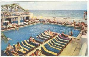 Atlantic Towers, Miami Beach, Florida, 1940-60s PU