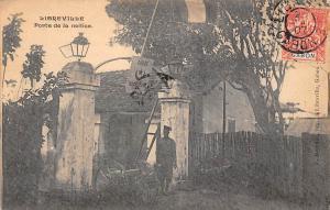 Gabon Libreville, Porte de la milice 1907