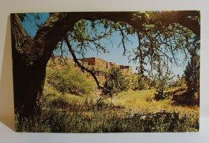 Vintage Postcard Kinishba Ruin Fort Apache Indian Reservation Globe Arizona 1977