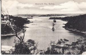 Mossman,s Bay Sydney 1908