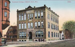 GREEN BAY , Wisconsin , 00-10s Business College