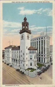 Florida Jacksonville Post Office & Atlantic National Bank Building