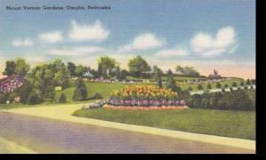 Nebraska Omaha Mount Vernon Gardens