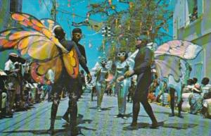 St Thomas Charlotte Amalie Carnival Time