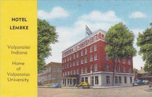 Indiana Valparaiso Hotel Lembke