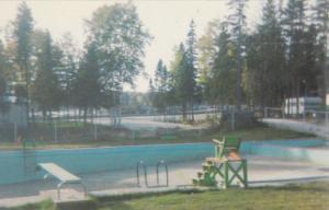 Parc Municipal , Chute a l'Ors , Normandin , Quebec , 1950-60s