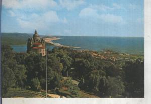 Postal 014166: Santuario de Santa Lucia en Viana do Castelo, Portugal
