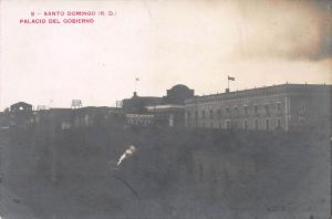 Governor's Palace, Santo Domingo, Dominican Republic, early postcard, Unused