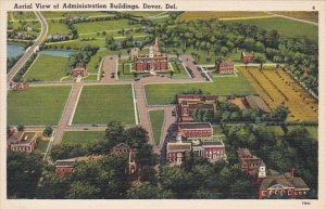 Delaware Dover Aerial View Of Administration Buildings