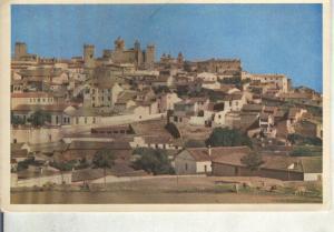 Postal 014655: Parte antigua de Caceres