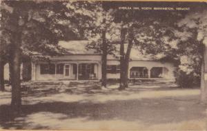 North Bennington, Vermont - Overlea Inn -