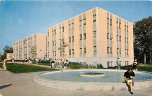 Columbia University of Missouri~Arts & Science Bldg~Student Studies @ Fount 1978