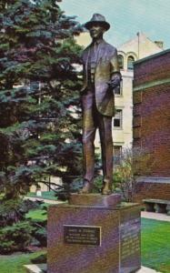 Pennsylvania Indiana Jimmy Stewart Statue