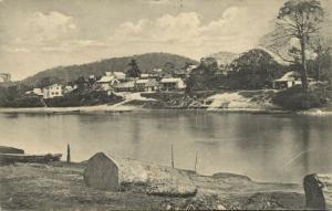 honduras, PIMIENTA, Ulua River Panorama (1930s)