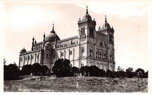 Cathedral Tunis Algeria Unused
