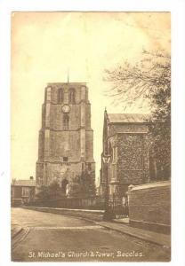 St Michael's Church & Tower, Beccles, England, 00-10s