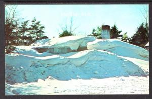 Winter Scene,Iron River,MI BIN