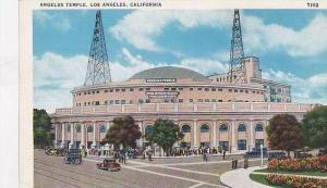 California Los Angeles The Angelus Temple