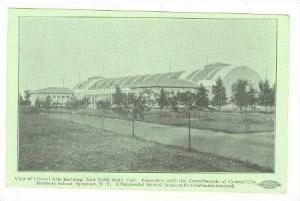 NY State Fair,Liberal Arts Building, Syracuse, New York, 1900-10s
