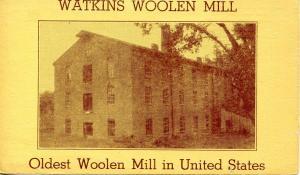 MO - Kearney. Watkins Woolen Mill