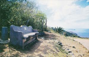 Historic Drake's Seat, ST. THOMAS, Virgin Islands, 1940-1960s
