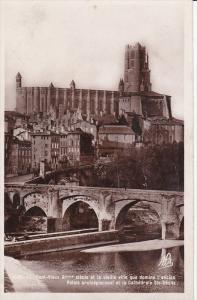 RP,Pont Vieux XI Siecle Et La Vieille Que Domine l'Ancien,Palais Archiepiscop...