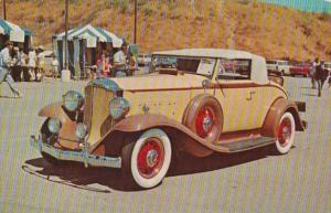 1934 Packard Convertible Coupe Antique Auto