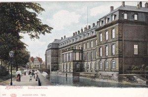 HANNOVER, Lower Saxony, Germany, 1900-1910's; Residenzschloss