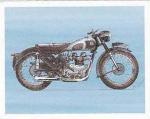 Newmarket Hardware Vintage Trade Card Britains Finest Bikes 1993 No 12 Matchl...