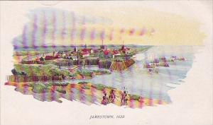 Virginia Jamestown 1622